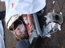 Übung der Gesamtwehr bei MARS 16.11.2013